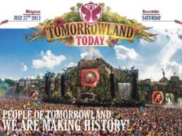 Tomorrowland ook online via Social media een succes
