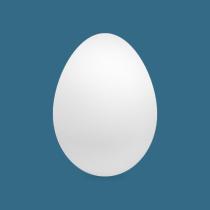 Geen profielfoto op Twitter, dan een ei