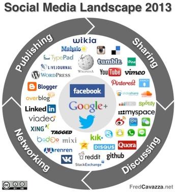 Social Media Landschap 2013