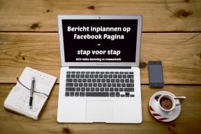 Blog - Facebook bericht plannen Stap voor Stap
