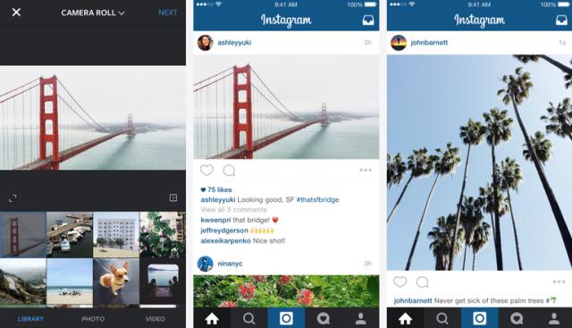 Instagram Landscape foto's